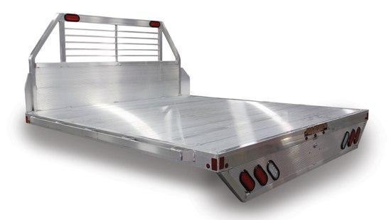 Aluma 96 x 115 Aluminum Flatbed