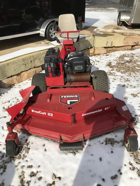 Ferris Mowers 3 Wheel Mower