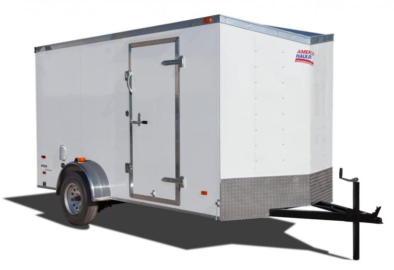 2017 American Hauler Industries AR612SA Enclosed Cargo Trailer
