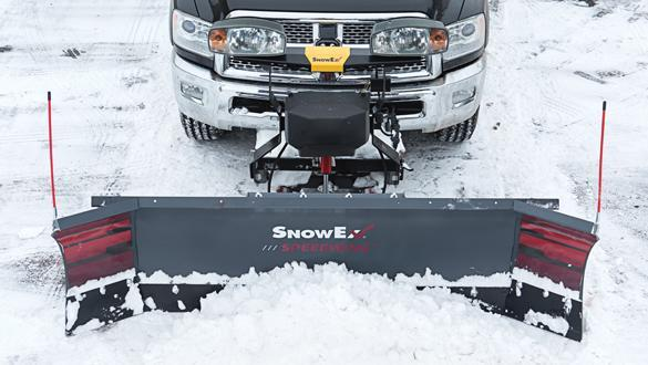 Snow Ex 8600 Speedwing Snow Plow