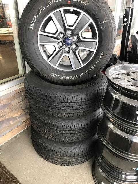 2016 Ford FX4 Ford Wheels