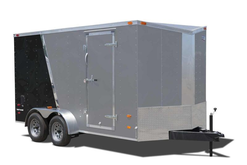 2017 American Hauler Industries NH714TA2 Enclosed Cargo Trailer with XC and Extra Height Ramp Package