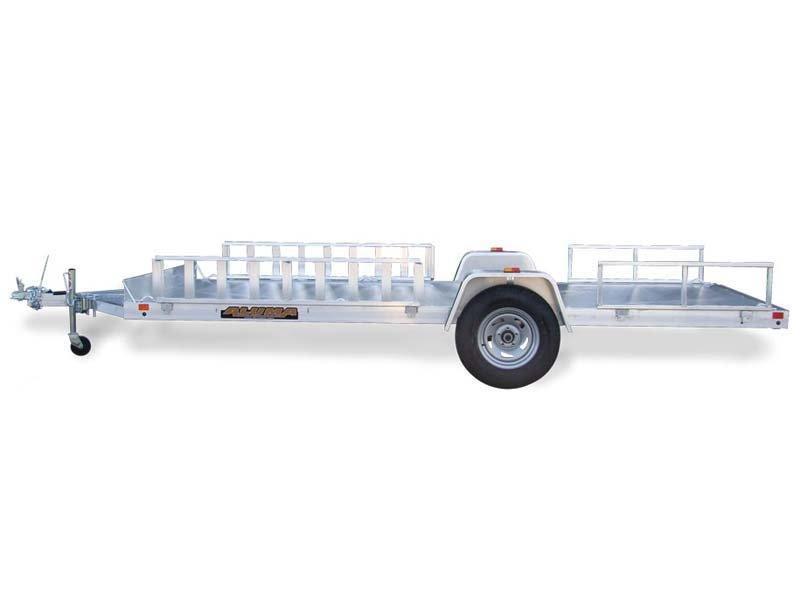 """Aluma 81"""" x 14' Aluminum Trailer"""