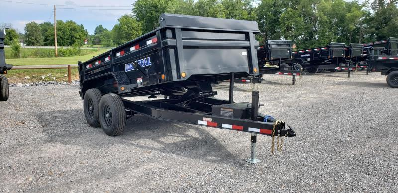 "2019 Load Trail 72""X12' Dump Trailer"
