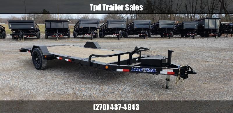 "2019 Load Trail 83""X15' Equipment Trailer"