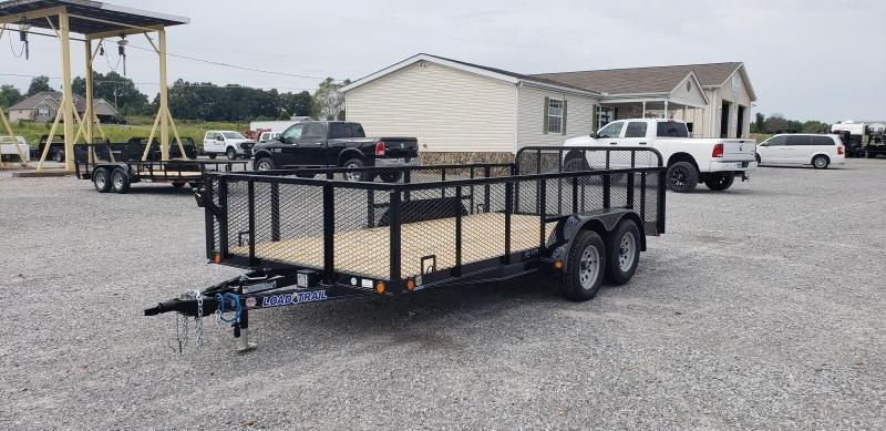 "2018 Load Trail 83""X16' Landscape Trailer"
