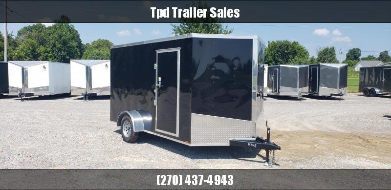 2020 Spartan 7'X12' Enclosed Trailer