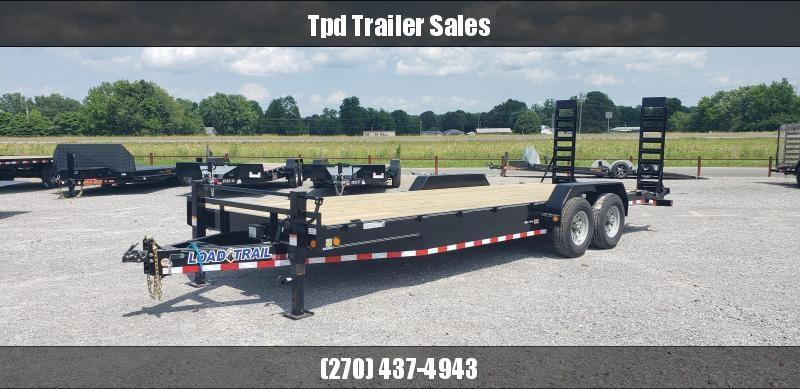 "2020 Load Trail 83""X24' Equipment Trailer"