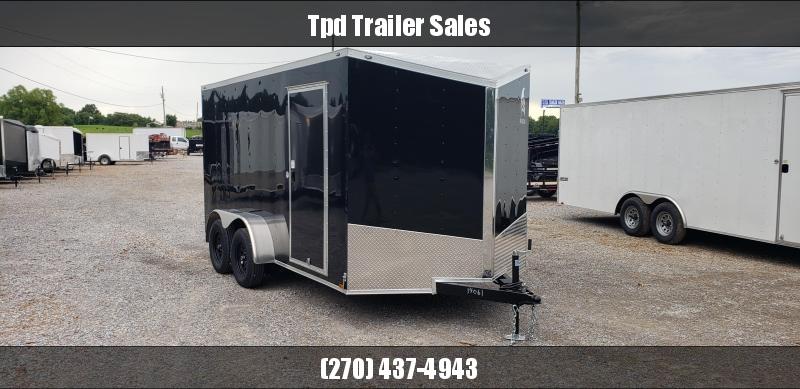 2020 Spartan 7'X14' Enclosed Trailer