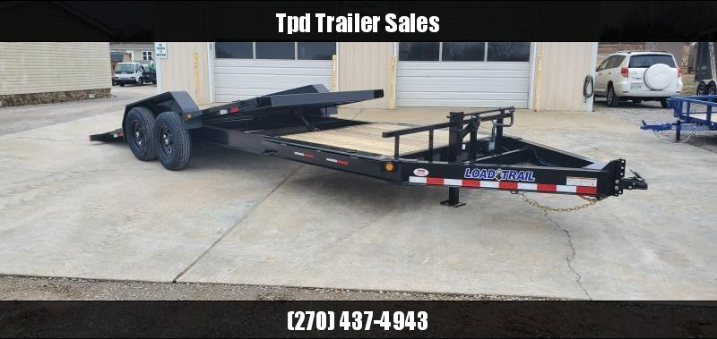 "2020 Load Trail 83""X22' Tilt Trailer"