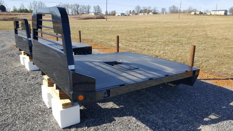 "2017 Norstar SF 11'4""X97"" Truck Bed"
