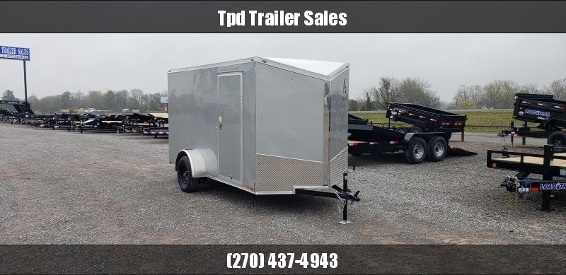 2019 Spartan 6'X12' Enclosed Trailer