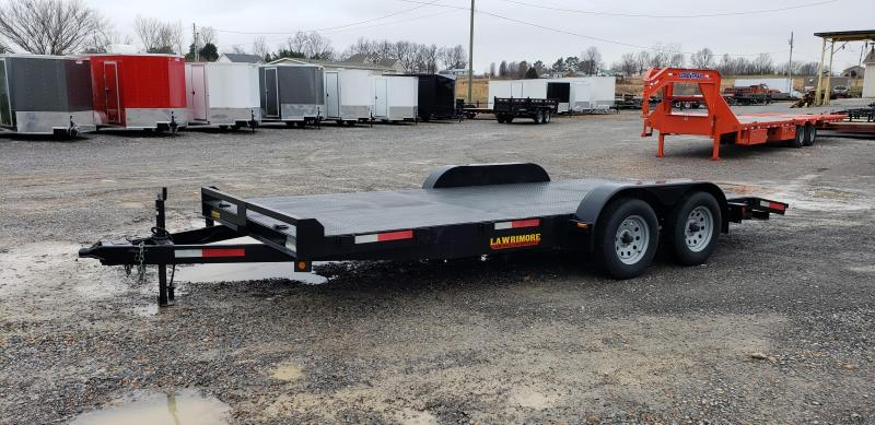 "2016 Lawrimore 83""X18' Car Hauler"