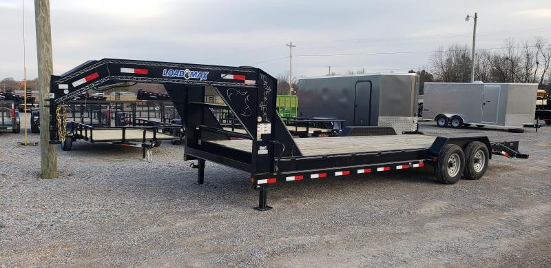 "2016 Load Trail 83""X24' Equipment Trailer"