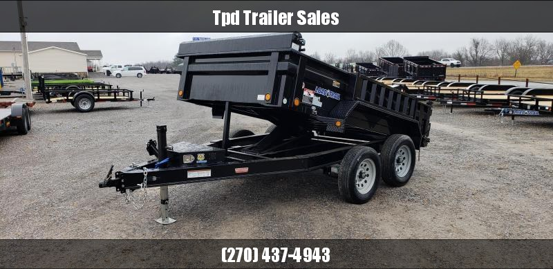 "2019 Load Trail 72""X10' Dump Trailer"