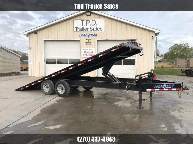 "2016 Load Trail 102""X22' Tilt Trailer"