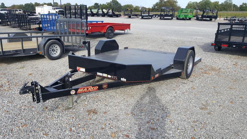 2016 Maxxd Trailers MX48210 Motorcycle Trailer