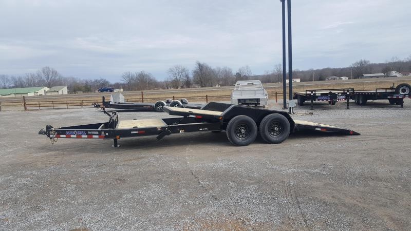 "2019 Load Trail 83""X20' Tilt Trailer"