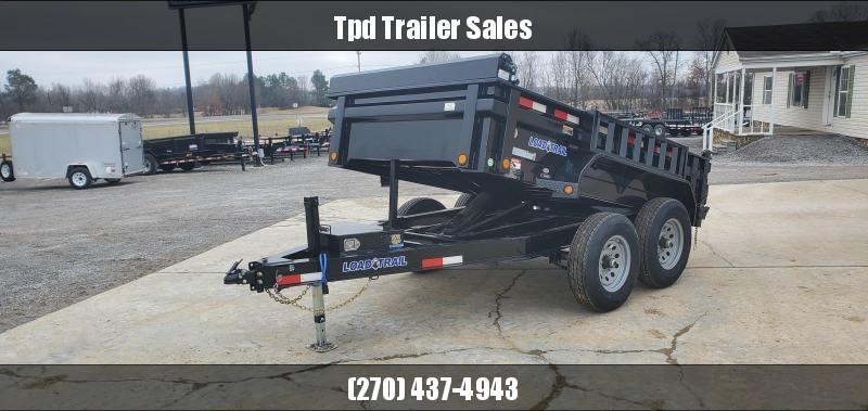 "2020 Load Trail 72""X10' Dump Trailer"