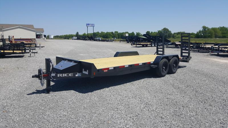 2016 Rice 14k Magnum Equipment Trailer