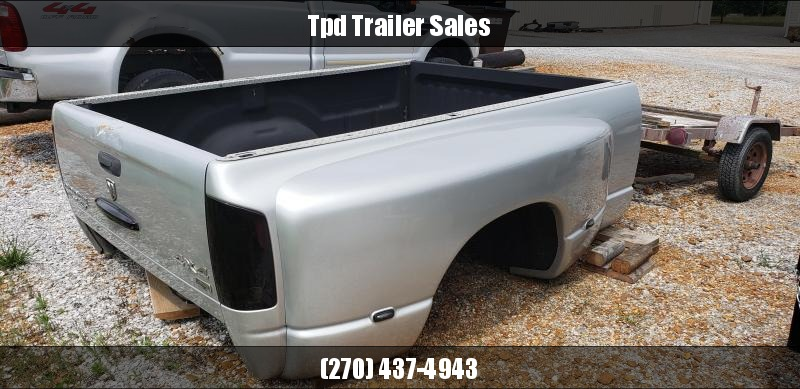 2006 Dodge 3500 Truck Bed