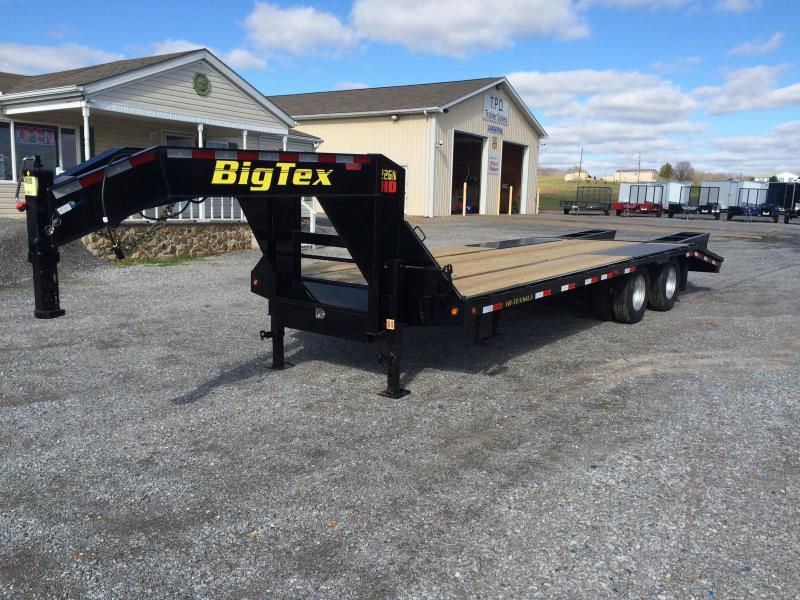 2015 Big Tex 22GN 20+5 Gooseneck Trailer