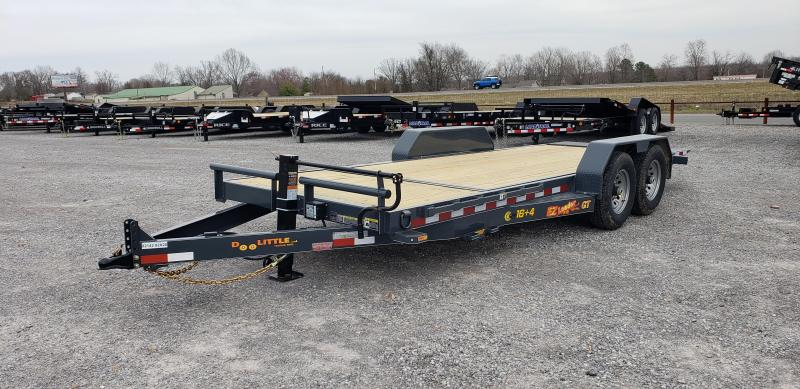 "2019 Doolittle 82""X20' Tilt Trailer"