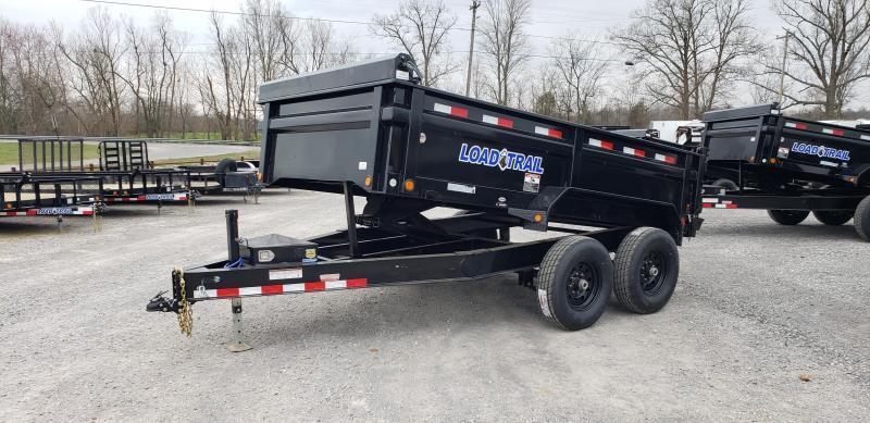 "2019 Load Trail 83""X12' Dump Trailer"