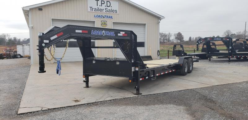 "2019 Load Trail 83""X24' Tilt Trailer"
