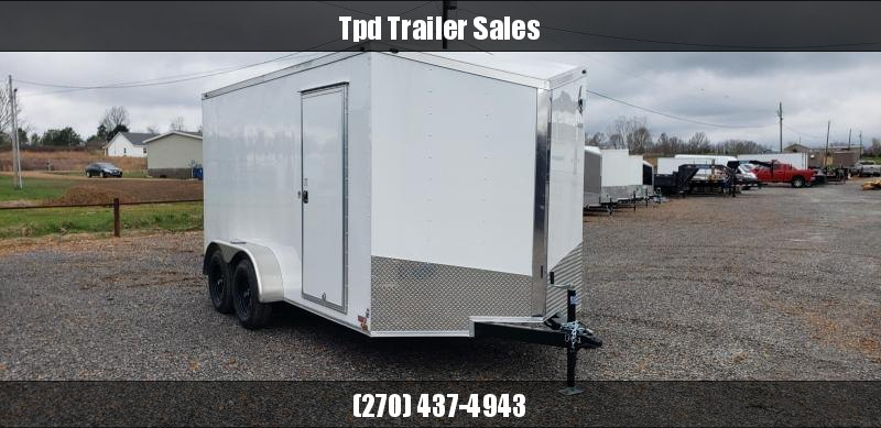 2019 Spartan 7'X14' Enclosed Trailer