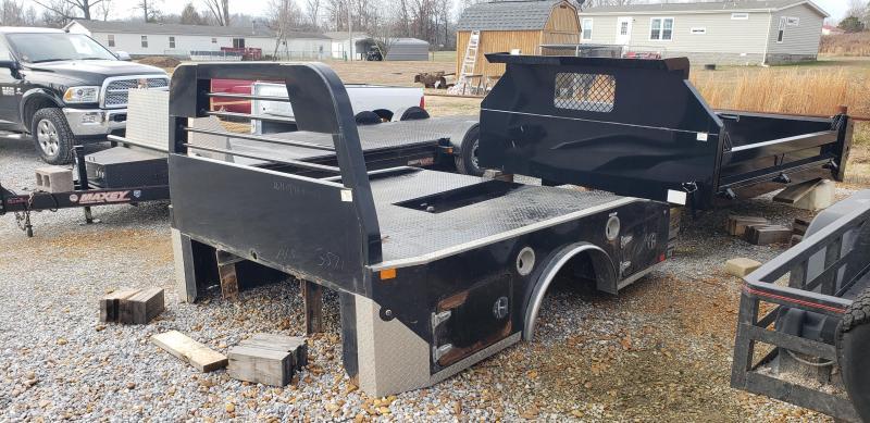 "2015 Norstar Western Hauler 9'4""X88"" Truck Bed"