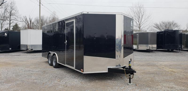 2019 Spartan 8.5'X20' Enclosed Trailer
