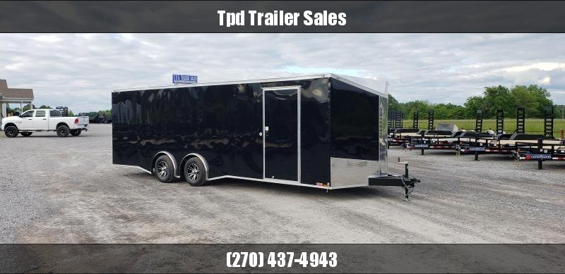 2019 Spartan 8.5'X24' Enclosed Trailer
