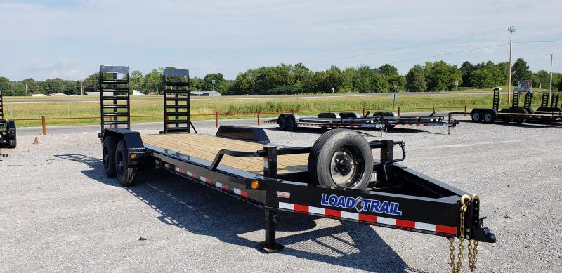 "2018 Load Trail 82""X22' 20K Equipment Trailer"