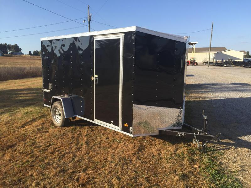 2016 Look Trailers 6'X10' Enclosed Trailer