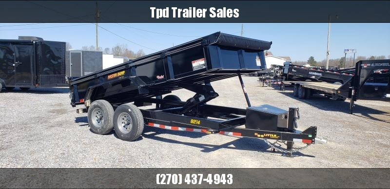 "2019 Doolittle 82""X14' Dump Trailer"