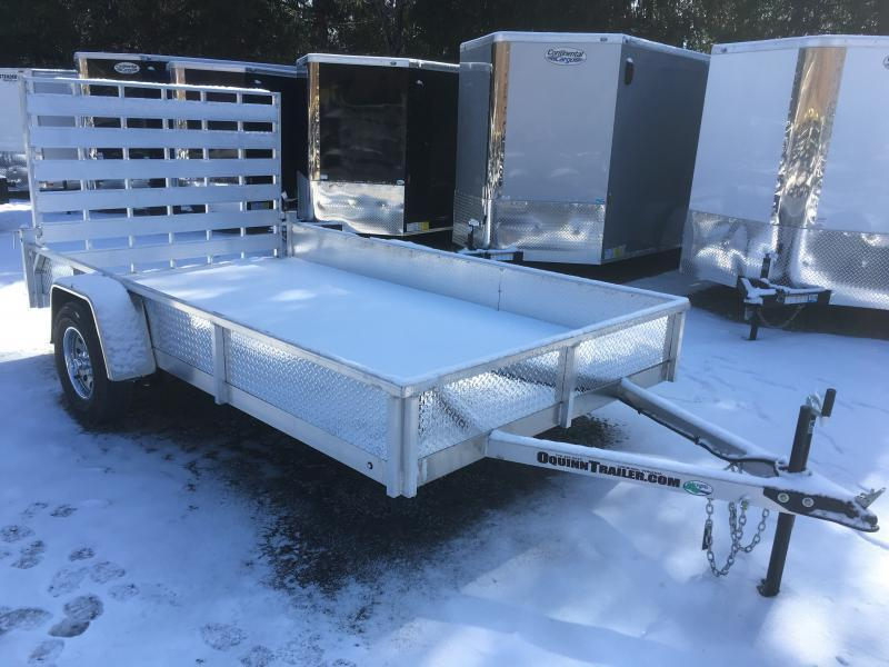 2020 Forest River Inc. 78x12 AFG all aluminum atp sides Utility Trailer
