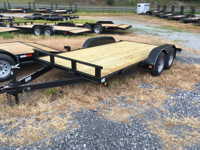 2018 Other 82x16 wood car hauler Car / Racing Trailer