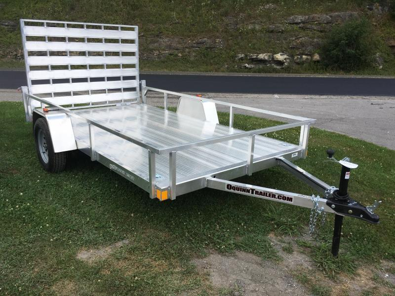 2017 Forest River Inc. 78x12 AFG all aluminum Utility Trailer