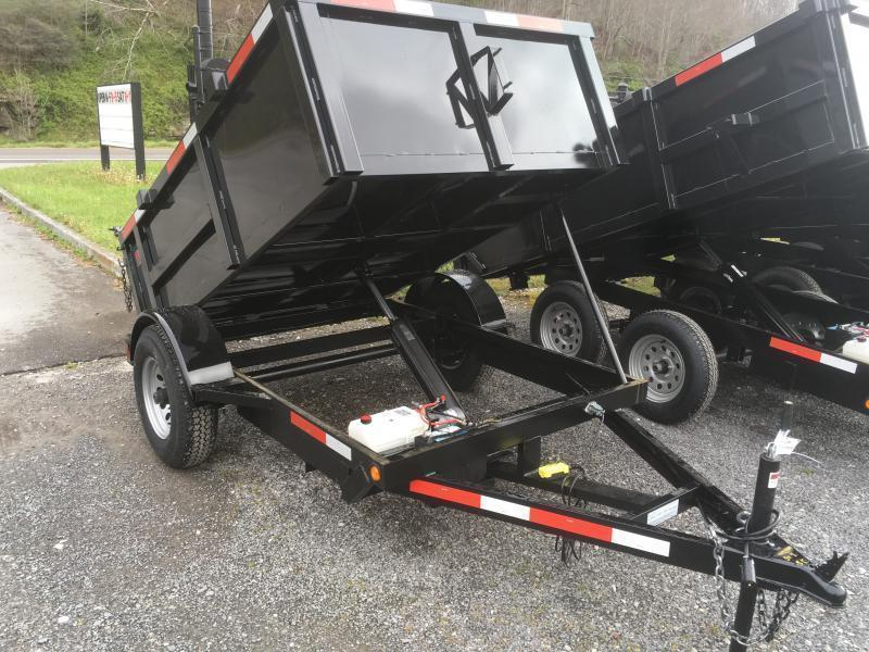 2019 Other (Not Listed) 5X8 5K DUMP Dump Trailer