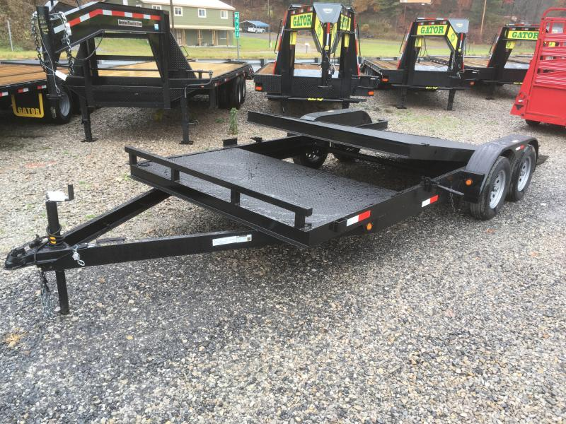 2019 Other 82x20 4stationary+16tilt Tilt steel floor car hauler Car / Racing Trailer