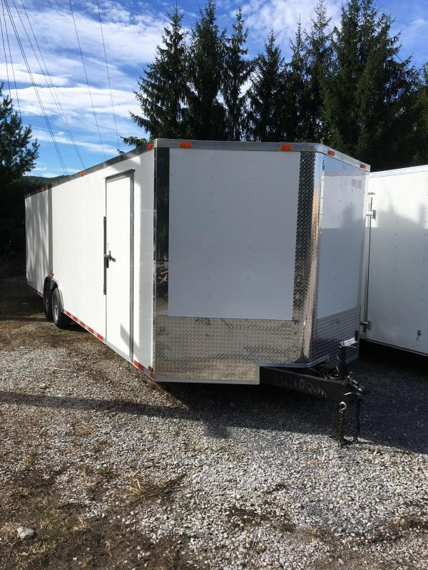 2018 Other 8.5x28 5ton car hauler Enclosed Cargo Trailer