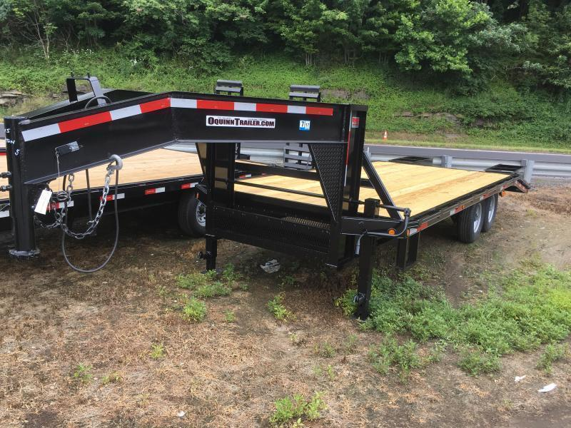 2019 Other (Not Listed) 21ft 16+5 7ton gooseneck Equipment Trailer