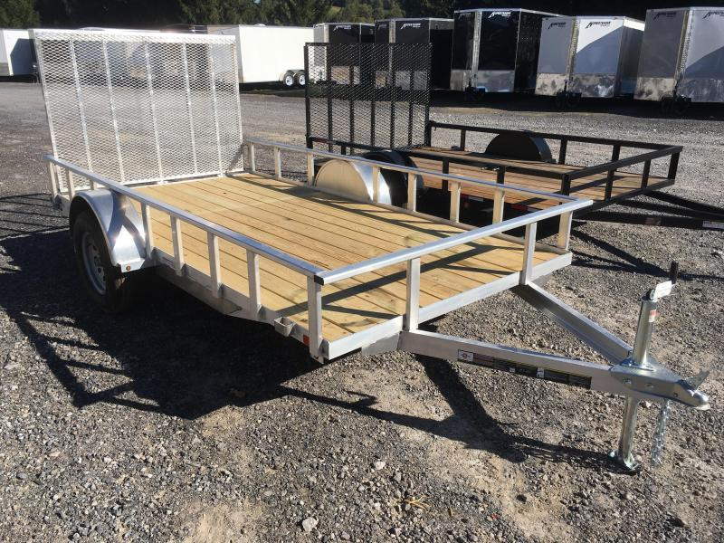 2017 Carry-On 6x12 aluminum utility Utility Trailer