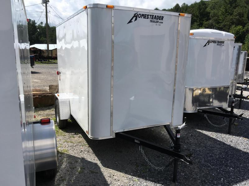 2017 Homesteader Inc. 6x10 fury double door Enclosed Cargo Trailer