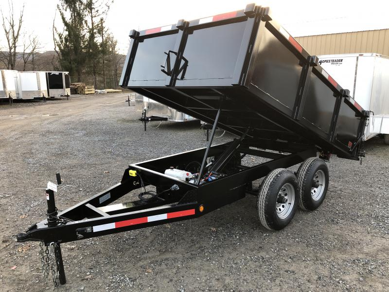 2019 Other 6x10 5 ton dump Dump Trailer