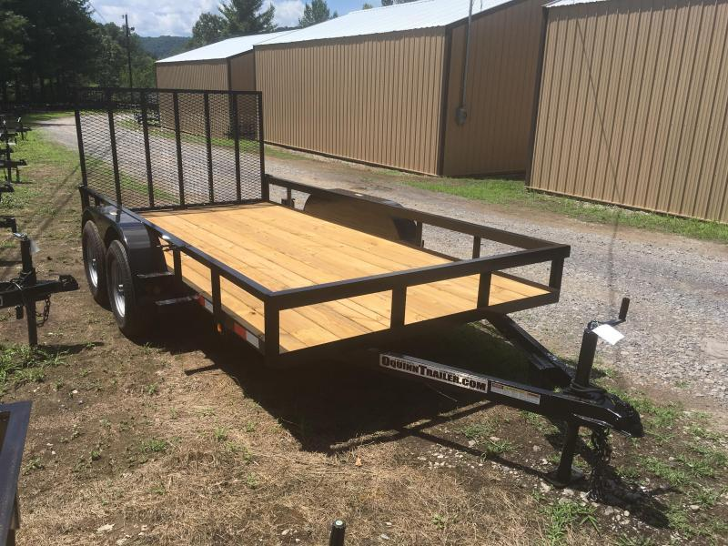 2016 Other 76x14 gate brake Utility Trailer