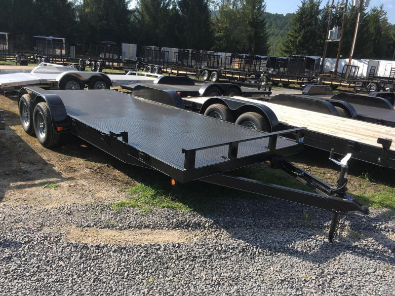 2019 Other (Not Listed) 82x20 5ton Steel Floor Car Hauler Car / Racing Trailer