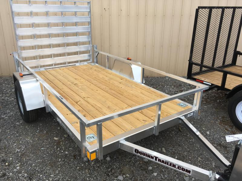 All inventory o quinn trailers in coeburn va new and for Enclosed bed frame