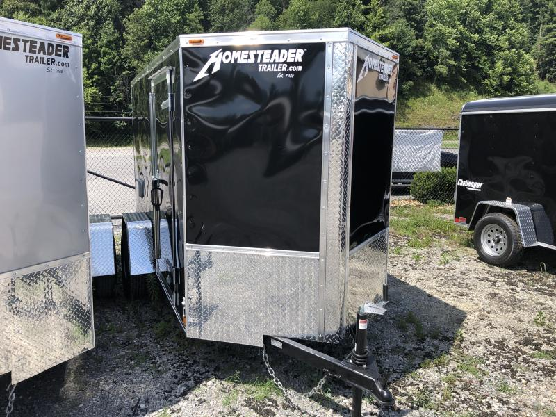 2020 Homesteader 5x10 patriot/intrepid sd ramp door Enclosed Cargo Trailer
